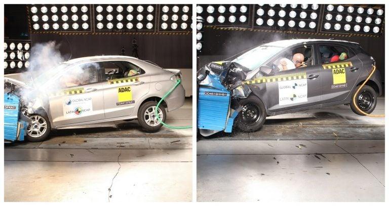 Cero estrellas: Ford KA y Hyundai reprueban prueba de Latin NCAP