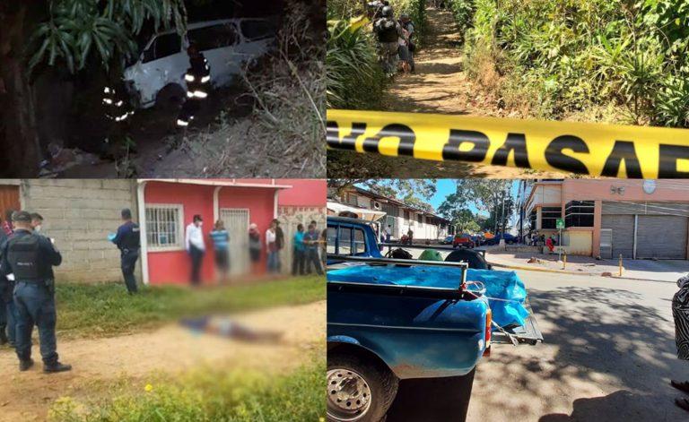 Honduras| Más de 20 muertes se registraron en Nochebuena y Navidad