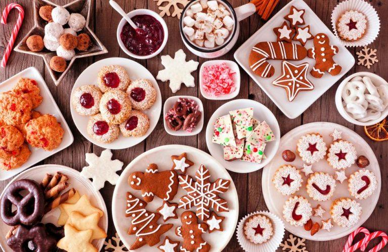 Tres postres que puedes preparar para una Navidad sin remordimientos