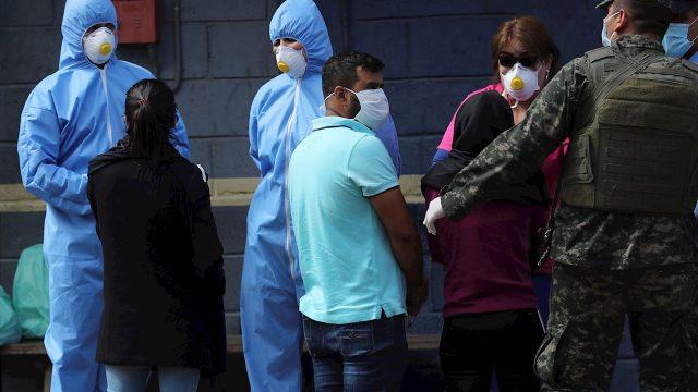 SPS: ¡Salas sin cupo! Aumentan casos y atenciones por Covid-19 en hospitales