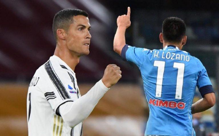 La Juve cae goleado sabiendo que perdía apelación con el Napoli