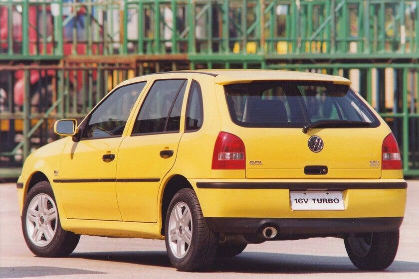 Volkswagen Pointer Turbo
