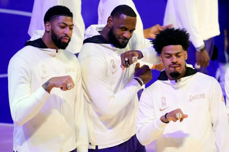 Anillos, homenajes y regresos: Así fue el inicio de temporada en la NBA