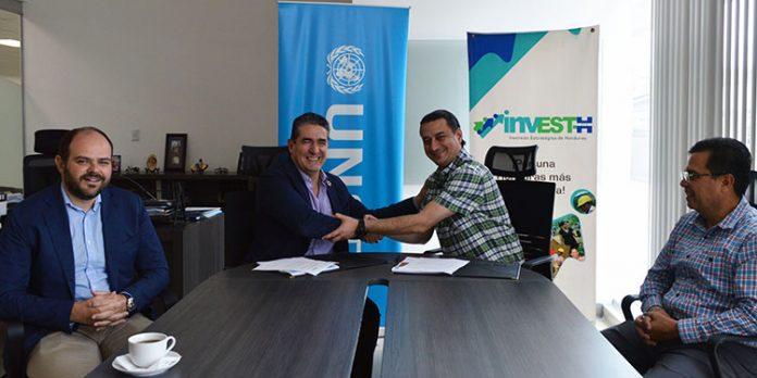 Invest-H convenio ONU licitaciones