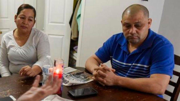"""EEUU obliga a hondureño a pagar su propia deportación: """"Quiero quedarme aquí"""", dice él"""