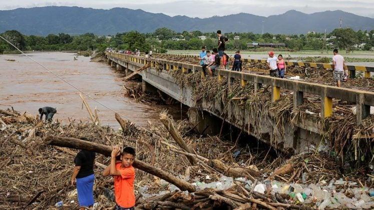 cohep pérdidas económicas pandemia tormentas