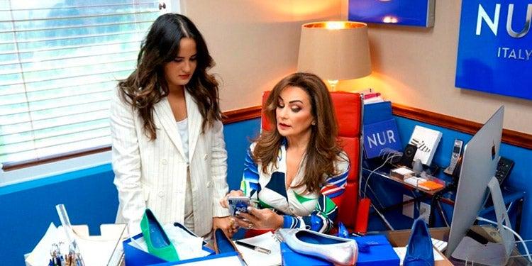 EEUU: Hondureña marca tendencia en la moda con su línea de calzado