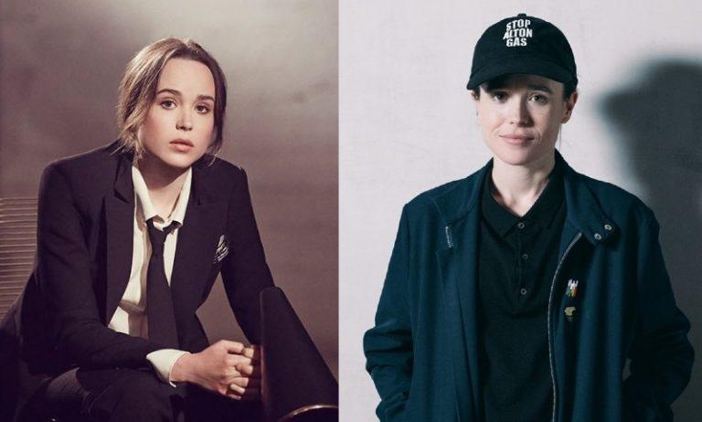 Ellen Page, estrella de Hollywood, anuncia que es transgénero