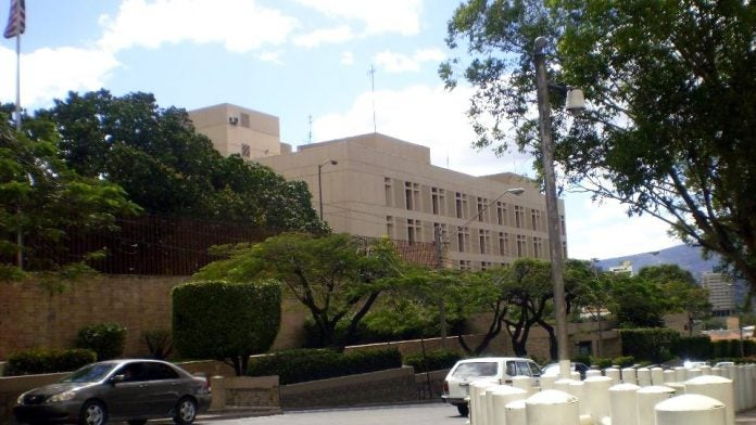 Feriados Embajada Estados Unidos