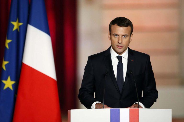 Presidente de Francia, Emmanuel Macron, positivo a COVID-19; Estará 7 días aislado