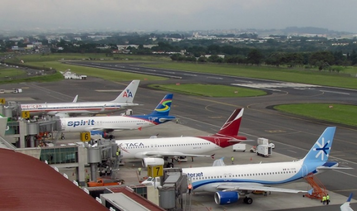 aeropuerto Villeda Morales
