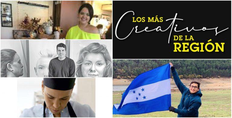 Forbes incluye a cuatro hondureños entre los personajes más creativos de la región