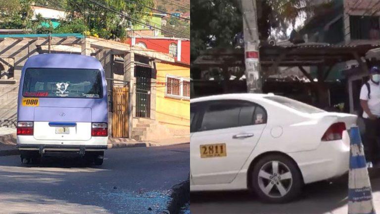 Recuento: aumenta violencia contra transportistas en últimos dos meses