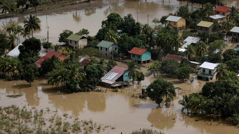 CEPAL: Impacto de Eta e Iota en Honduras fue de L 45 mil millones