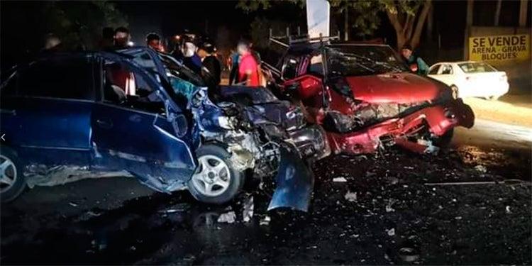 DNVT: Más de mil hondureños han fallecido en accidentes de tránsito en 2020