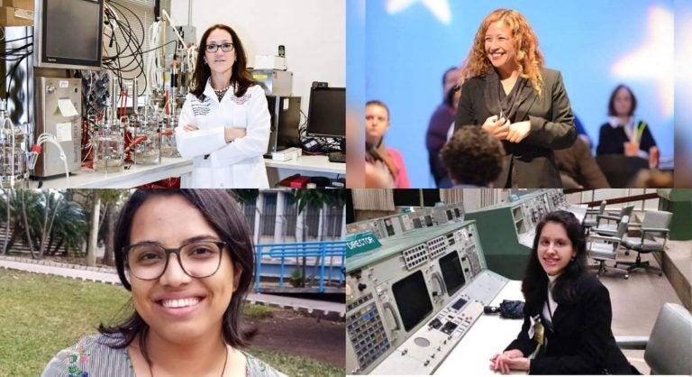 Cuatro exitosas hondureñas contribuyen a la ciencia a nivel mundial