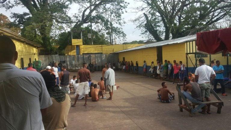Gracias a Dios: dos reos se fugan del centro penal de Puerto Lempira