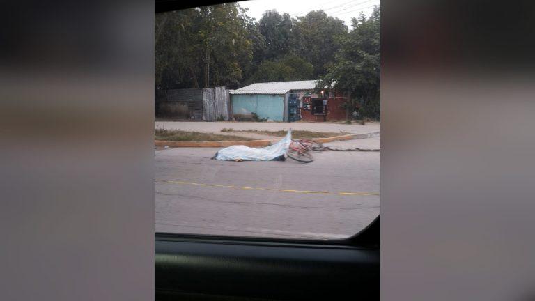 SPS: Autobús embiste y mata a guardia de seguridad en bicicleta
