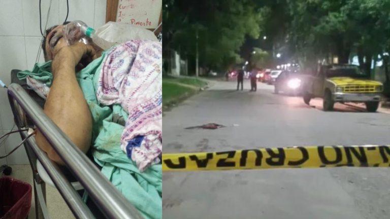 """Tiroteo en SPS: uno de los heridos urge de ayuda; familiares agradecerían """"de todo corazón"""""""