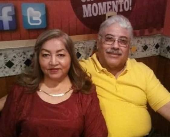 abogado y su esposa COVID-19