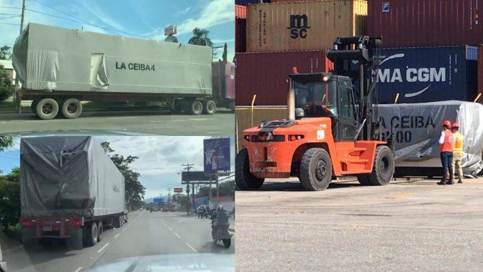 hospital móvil La Ceiba llega SPS
