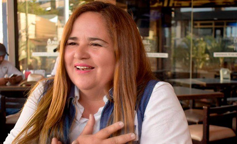 Loreley aclara: CNE recibió solicitud para inscribir su movimiento político