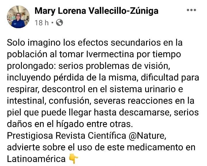 Mary Vallecillo