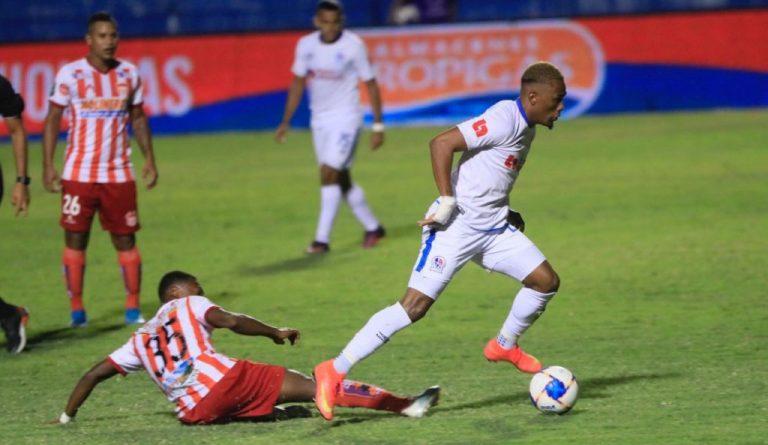 Vida y Olimpia empatan 0-0 y dejan todo para el Nacional