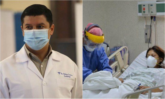 Cosenza pacientes Covid hospitales