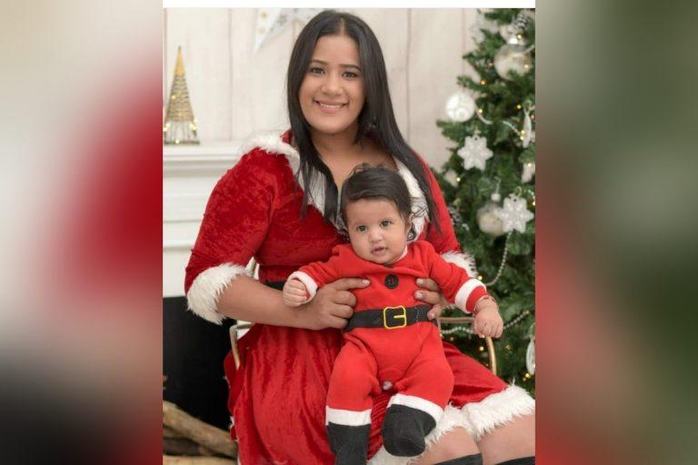 Joselin Flores muestra a su hijo; «¿Quién es el papá?», preguntan seguidores