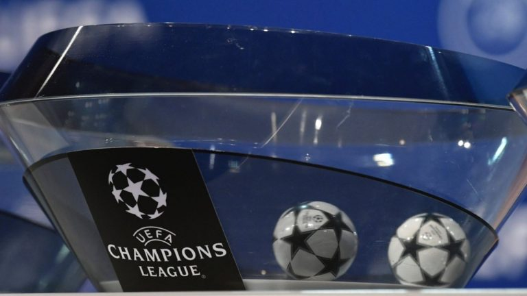 Estudio revela los posibles cruces de la UEFA Champions League