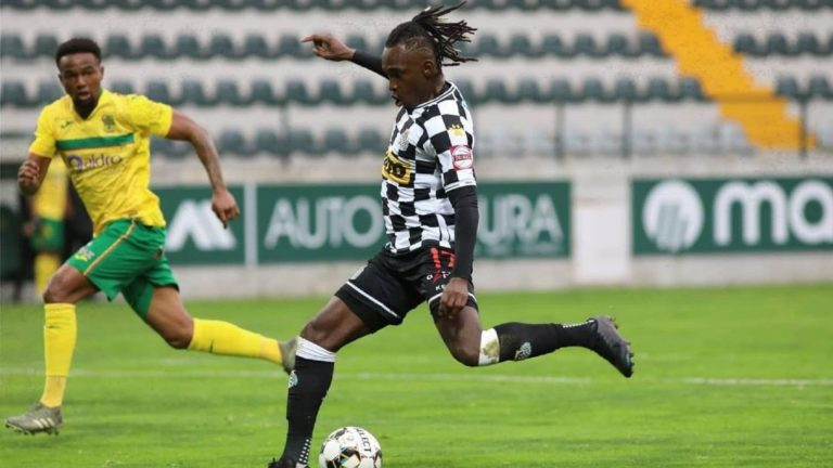 Alberth Elis anota en empate del Boavista