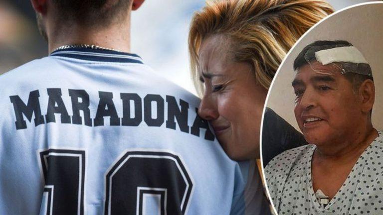 Autopsia de Maradona: trastornos hepático, renal y cardíaco
