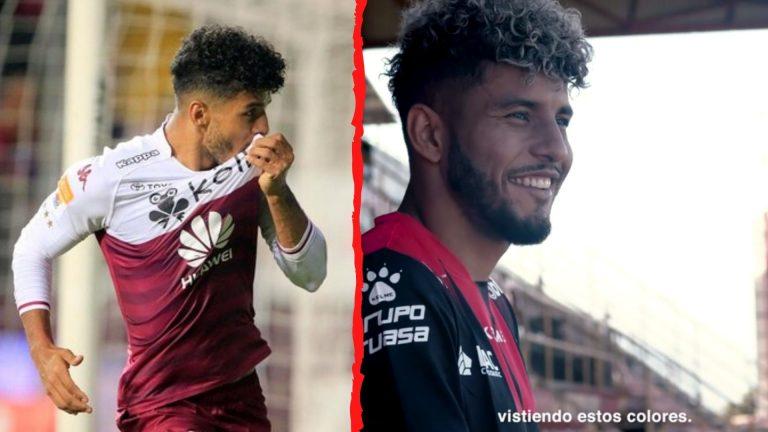 Alajuela da bienvenida al nuevo compañero de Alex López: Johan Venegas