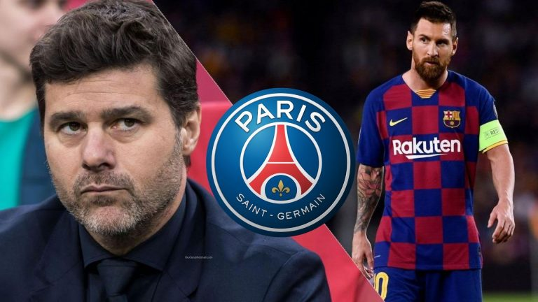 Lo impensable: Pochettino al banquillo y nuevo «10» del PSG: Messi