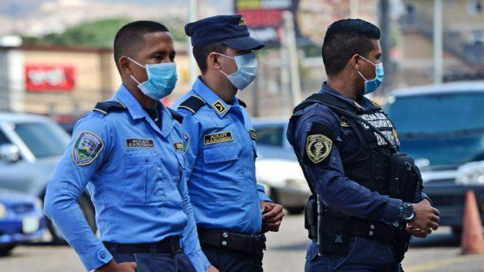 Muertes policías 2020 COVID-19