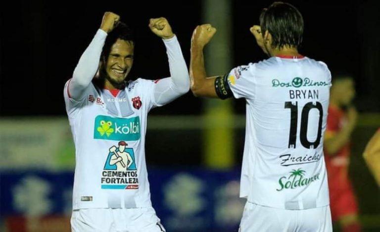 Alajuelense y Alex López a las puertas del tan ansiado título