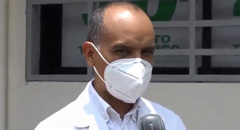 Dr Videa: En nueve meses de pandemia, cada dos horas muere un hondureño