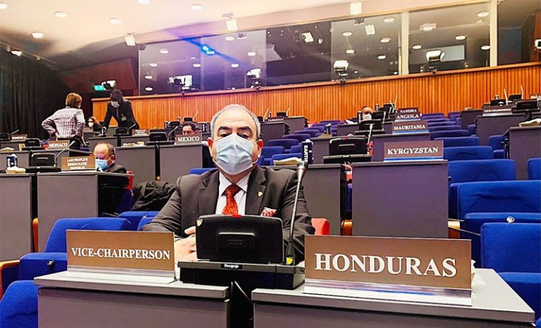 Primera vez en la historia: Honduras asume vicepresidencia de la OPAQ
