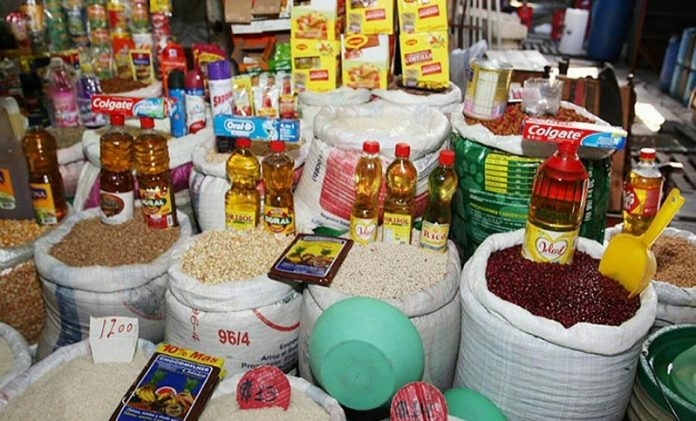 multas precios de productos básicos