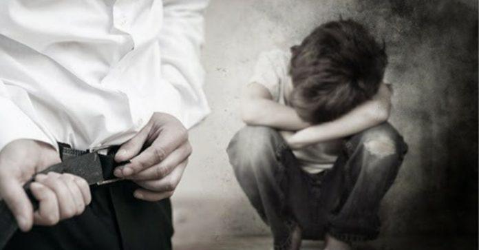 hombre intentó violar niño