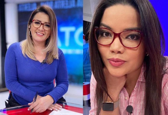 Cesia Mejía amiga Ariela Cáceres