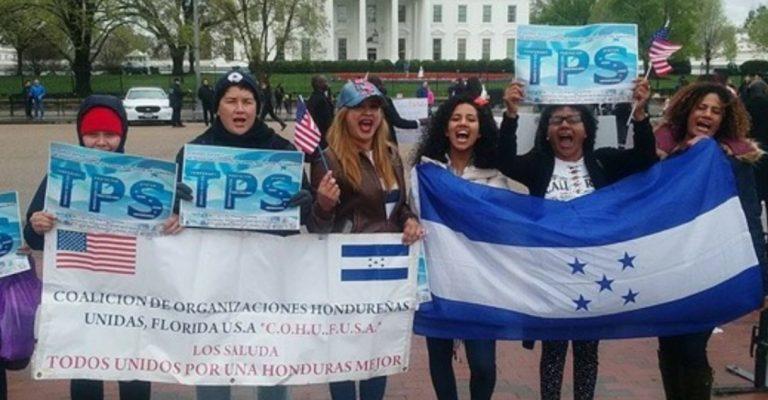 Nuevo TPS abarca solo a hondureños que llegaron a EEUU antes de Eta