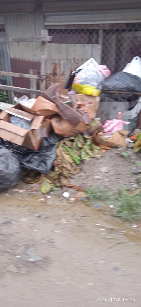Sulambiente basura colonia SPS