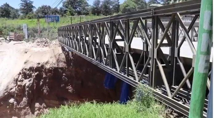 Invest-H compra puentes bailey