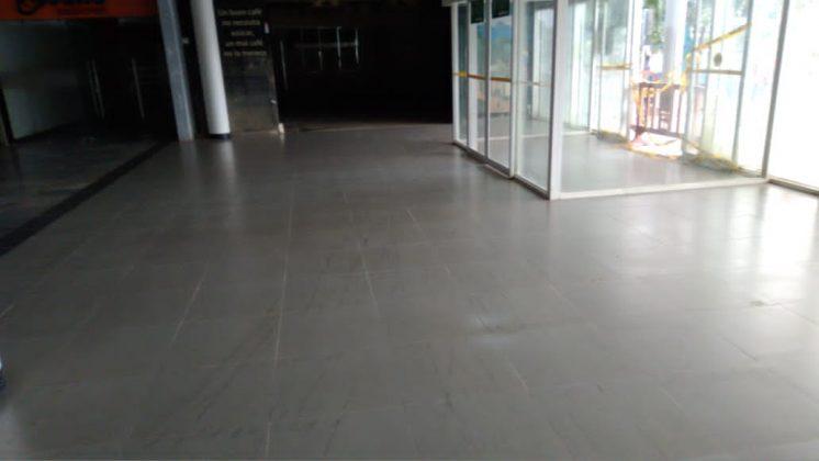 Limpieza aeropuerto de SPS