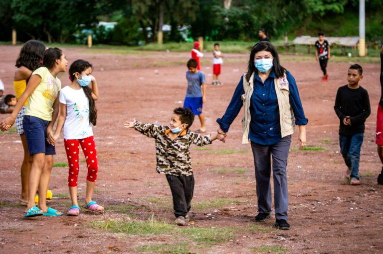 HISTORIA HUMANA| Doña Rosa Nieto: casi tres décadas al servicio de la niñez en Honduras