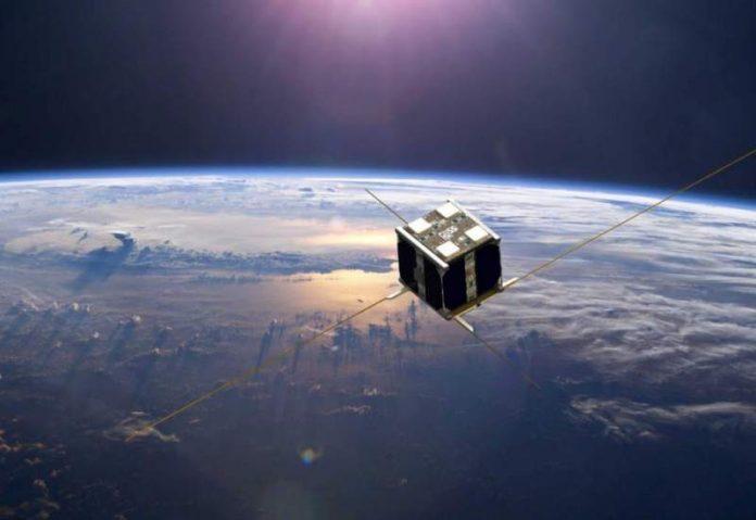 primer satélite de Honduras