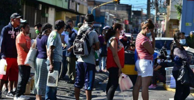 Circulación en Honduras: ¿qué dígitos tienen autorización para salir?
