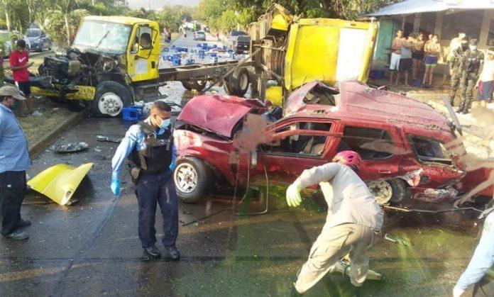 DNVT accidentes de tránsito